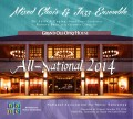 NAfME 2014 All-National Honor Choir & Jazz Ensemble CD, DVD, CD-DVD