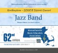 MMEA Massachusetts 2020 Northeastern Senior Festival Jazz Band 1-11-2020 CD