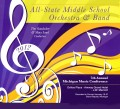 Michigan Music Conference 2012 All-State Middle School Orchestra, Band CD-DVD Set