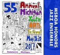 Michigan Youth Arts Festival MYAF 2017 MSBOA Honors Jazz Band 5-20-2017 MP3