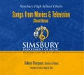 Simsbury High School Choir 5-28-2015 CD, DVD, CD-DVD
