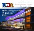 TCDA 2019 Texas Choral Directors Association Middle School/Jr. High All State Choir CD  DVD