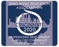 Ohio OMEA 2020 Cincinnati CCM Wind Symphony 1-31-2020 CD