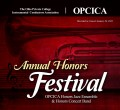 OPCICA Band & Jazz Honors Festival 1-24-2016 CD