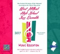 NAfME 2017 All-Eastern West Milford High School Jazz Ensemble 4-8-2017 CD