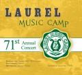 Laurel Music Camp 7-3-2015 Double CD