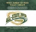 WMEA 2013 Junior All-State Vocal Concert CD