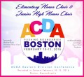 ACDA Eastern Division Conference 2016 Elementary Honor Choir & Junior High Honor Choir