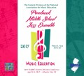 NAfME 2017 All-Eastern Pennbrook Middle School Jazz Ensemble 4-8-2017 CD