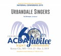ACDA 2019 National - Urbandale High School  CD/DVD