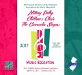 NAfME 2017 All-Eastern Nittany Valley Children's Choir Concordia Singers 4-8-2017 CD