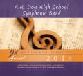 Michigan Music Conference 2014 H.H. Dow High School Symphonic Band