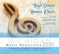 Michigan MSVMA 2020 High School Honors Choirs MP3