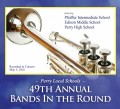 Perry 6th, 7th, 8th Grades and High School Bands 5-5-2016 CD