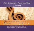 Michigan Music Conference 2014 2014 Honors Composition Concert