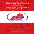 2018 Kentucky Music Educators Association KMEA Feb. 8-10, 2018 All-State Jazz Ensemble I & Jazz Ensemble II CD