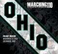 Ohio University Marching 110 Band  CD DVD  11-21-2016