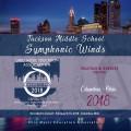 Ohio Music Education Association OMEA 2018 Jackson Middle School Symphonic Winds MP3