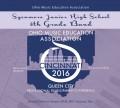 Ohio OMEA 2016 Sycamore Junior H.S. 8th Grade Band