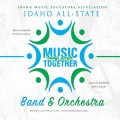 2018 Idaho IMEA All State High School Band & Orchestra 2-3-2018 CD/DVD