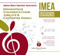 Indiana IMEA 2016 Indianapolis Children's Choir Jubilate & Cantantes Angeli