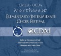 OCDA Elementary Choir Festival Northwest  Bowling Green State University  3-4-2017CD