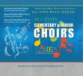 RIMEA Rhode Island All-State Music Festival 2016 All-State Elementary & Junior Choirs  CDs & DVDS
