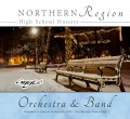 CMEA Connecticut 2019 Northern Division High School Band and Orchestra CD/DVD 1-19-2019