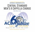 ACDA 2019 National - Barbershop Harm KC Central Standard MP3