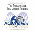 ACDA 2019 National - Tallahassee Community Choir -Alzheimers CD/DVD