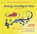 Kentucky KMEA 2019 All State Intercollegiate Band 2-7-19 CD