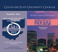 Ohio Music Education Association OMEA 2017 Cleveland State University Chorale Feb. 2-4, 2017 MP3