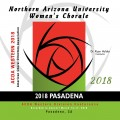 ACDA Western Division 2018 Northern Arizona University Women's Chorale March 14-17, 2018 CD