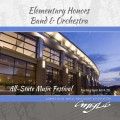 2018 CMEA Connecticut All-State Music Festival April 19-21, 2018 Elementary Honors Orchestra & Band CD/DVD