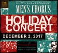 Baldwin Wallace University Men's Chorus 12-2-2017 CD