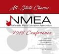 Nebraska Music Education Association 2019 NMEA All State Chorus November 23, 2019  CD, DVD, and Combo-Sets