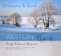 CMEA Connecticut Western Region High School 2016 Orchestra & Band 1-16-2016 CD & DVD