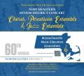 2018 Massachusettes MEA Northeastern Senior Festival Choirs & Jazz 1-13-2018 CD