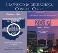 Ohio Music Education Association OMEA 2017 Learwood Middle School Concert Choir Feb. 2-4, 2017 CD