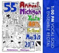 Michigan Youth Arts Festival MYAF 2017 Vocal Solo & Ensemble Afternoon Recital 1:00-3:30 pm 5-19-2017 MP3
