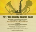 Tri-County Honors Band Concert 2-12-2017 CD