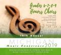 Michigan MMEA 2019 6-7-8-9 Honors Choirs MP3 1-26-19