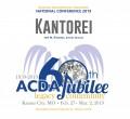 ACDA 2019 National - Kantorei -Denver CD