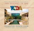 TCDA Texas 2014 Elementary Honor Choir