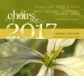 Avon Lake High School Choir Spring Concert 5-11-2017