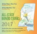 2017 Mississippi ACDA High School Mixed All-State Honor Choir and Women's All-State Honor Choir 3-25-2017 CD/DVD