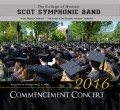 College of Wooster Scot Symphonic Band Commencement 5-1-2016 CD