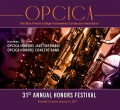 OPCICA Honors Festival Band & Jazz 1-27-2019 CD