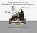 WMEA Washington Conference 2016 Maplewood Elementary Mustang Marimba Madness