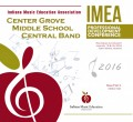 Indiana IMEA 2016 Center Grove Middle School Central Band